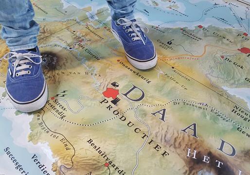 Als MapsTell Guide ligt de Wereld aan je voeten!